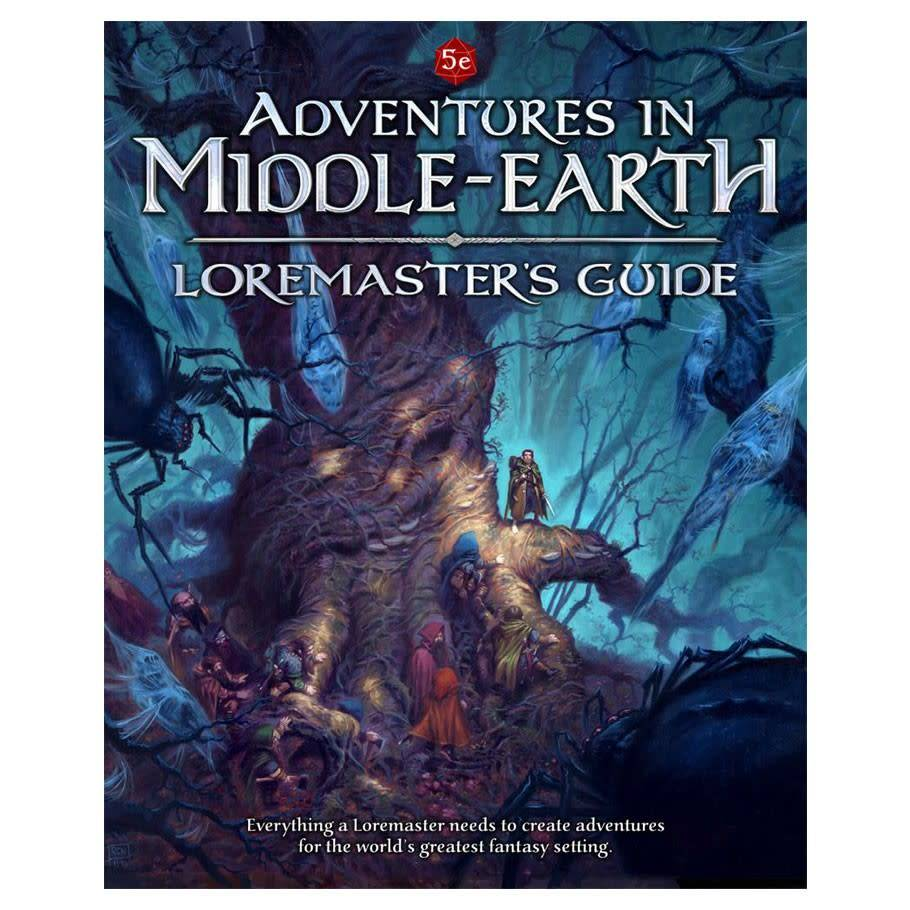 Adventures in Middle-Earth: Loremasters Guide