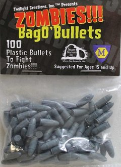 ZOMBIES!!! Bag O' Bullets