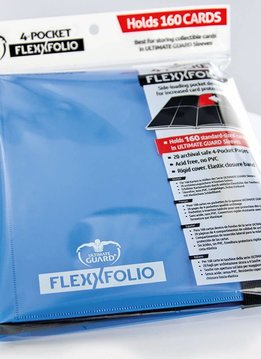 4 Pocket Flexxfolio Black
