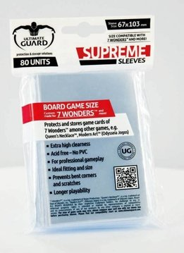 Supreme Sleeves 7 Wonders