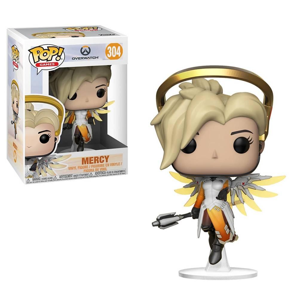 Pop! Overwatch Mercy