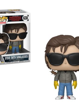 Pop! Stranger Things Steve with Sunglasses