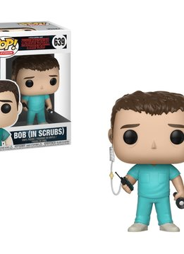 POP! Stranger Things: Bob in Scrubs