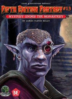 Fifth Edition Fantasy #13 - Mystery Beneath