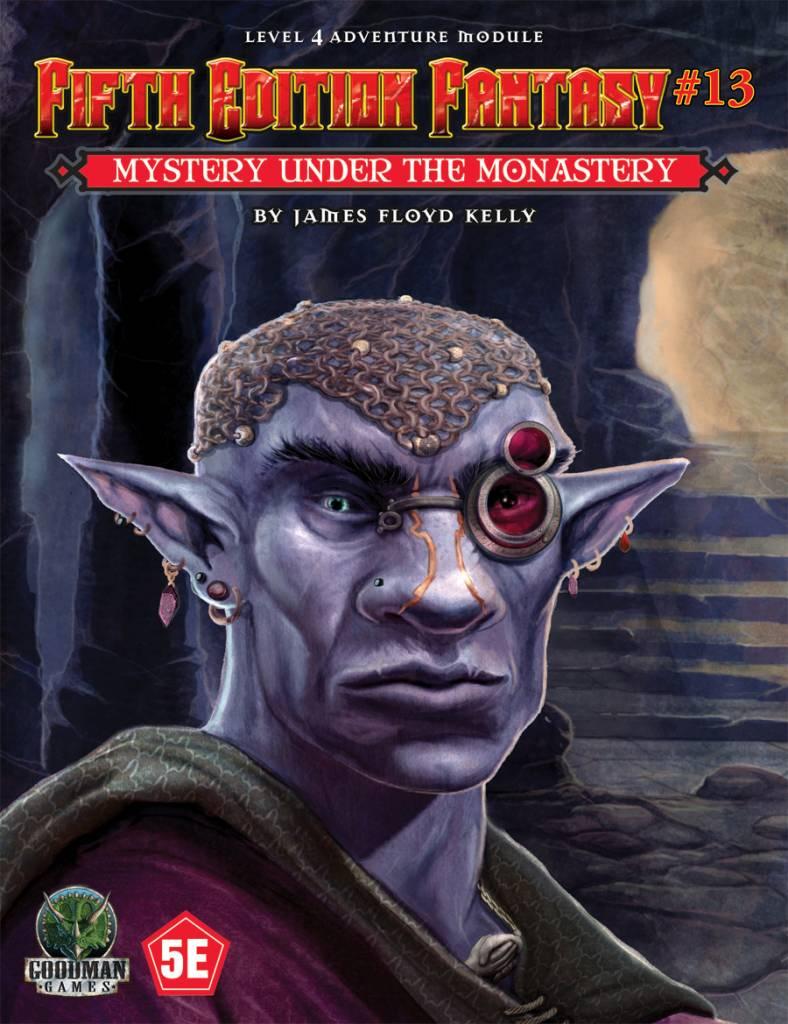 Fifth Edition Fantasy #13 - Mystery Beneath