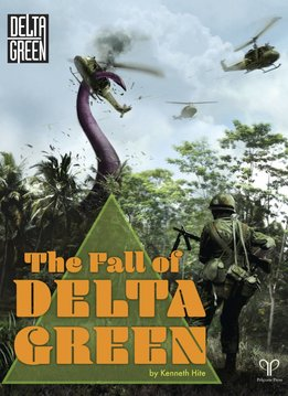 The Fall of Delta Green Hardcover RPG