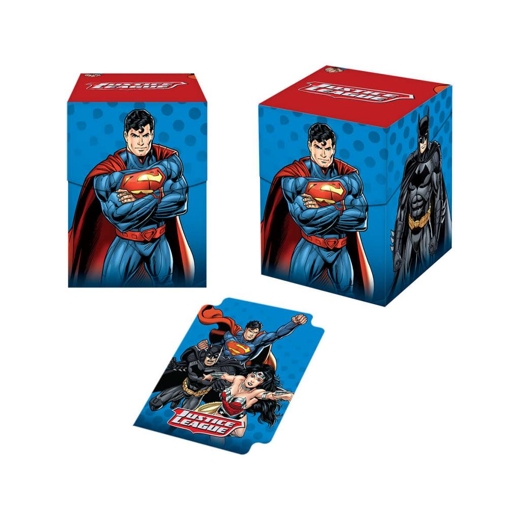Deck Box Justice League 100+