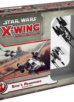 X-WING: Saw's Renegades