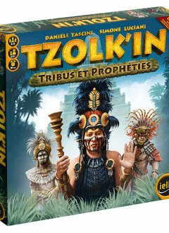 Tzol'kin: Tribus et Prophéties