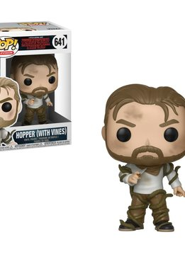 POP! Stranger Things: Hopper with Vines
