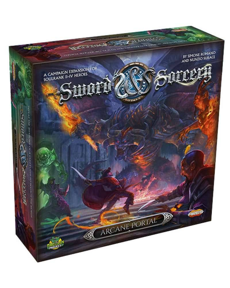 Sword and Sorcery - Arcane Portal