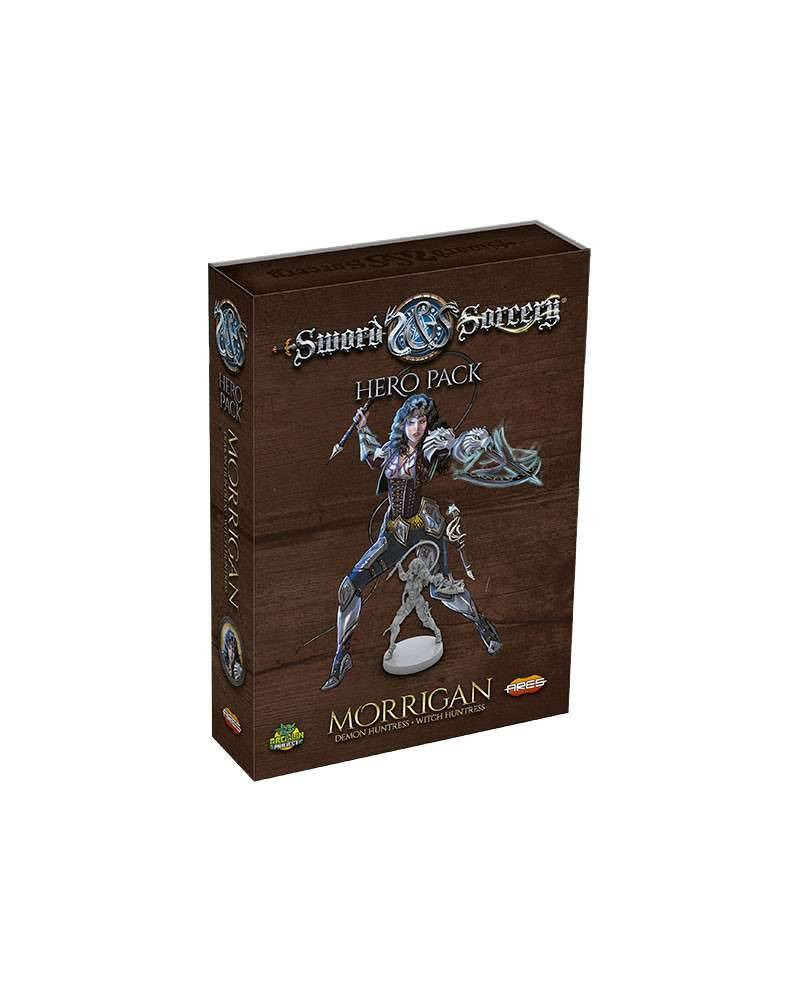 Sword & Sorcery Morrigan Hero Pack