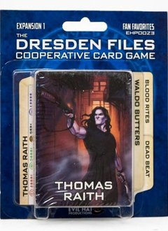 Dresden Files Cooperative CG Exp - Fan Favourites