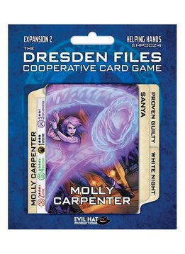 Dresden Files Cooperative CG Exp - Helping Hands
