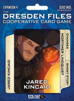 Dresden Files Cooperative CG Exp - Dead Ends