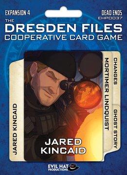 Dresden Files Cooperative CG Exp - Dead Ends