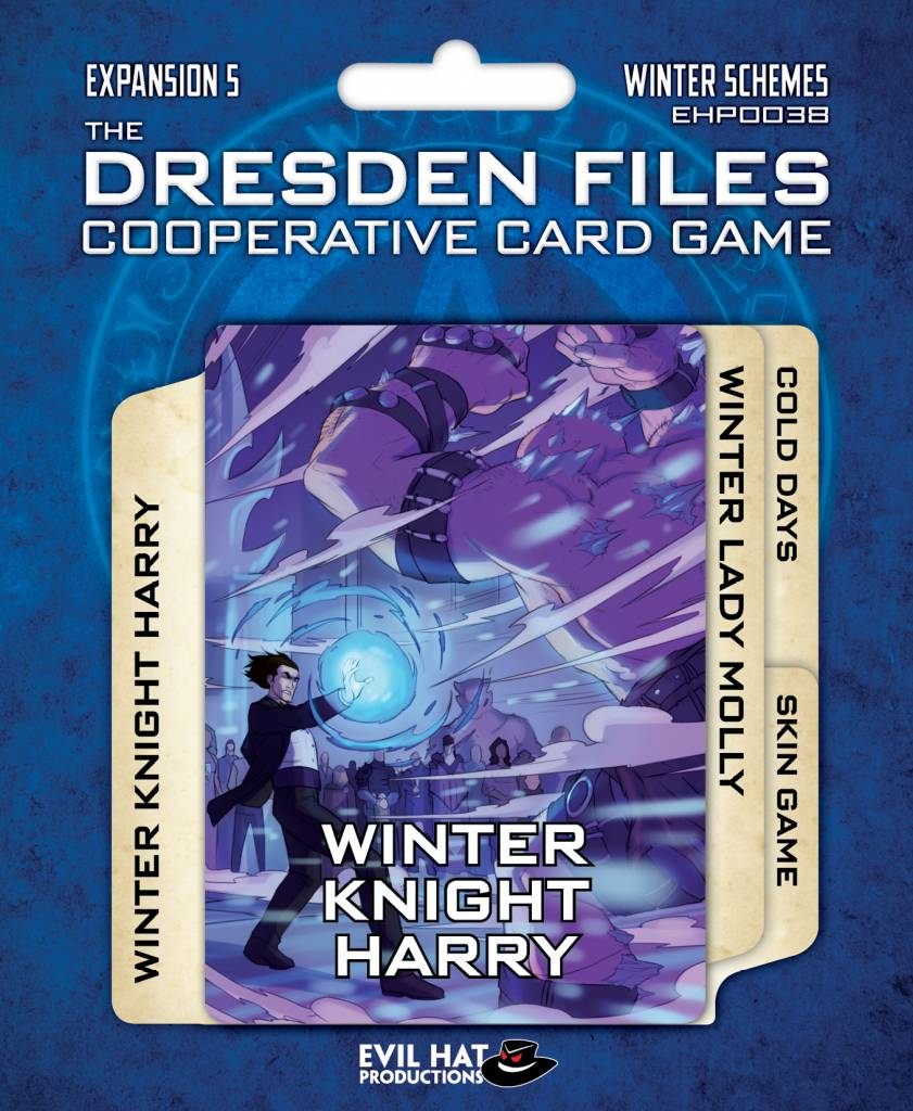 Dresden Files Cooperative CG Exp - Winter Schemes