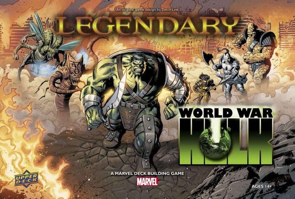 Legendary - World War Hulk