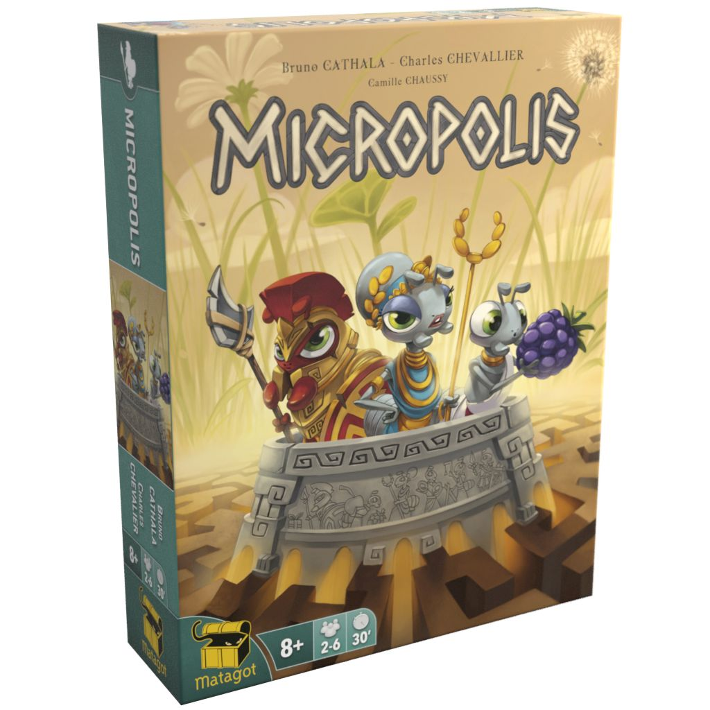 Micropolis FR