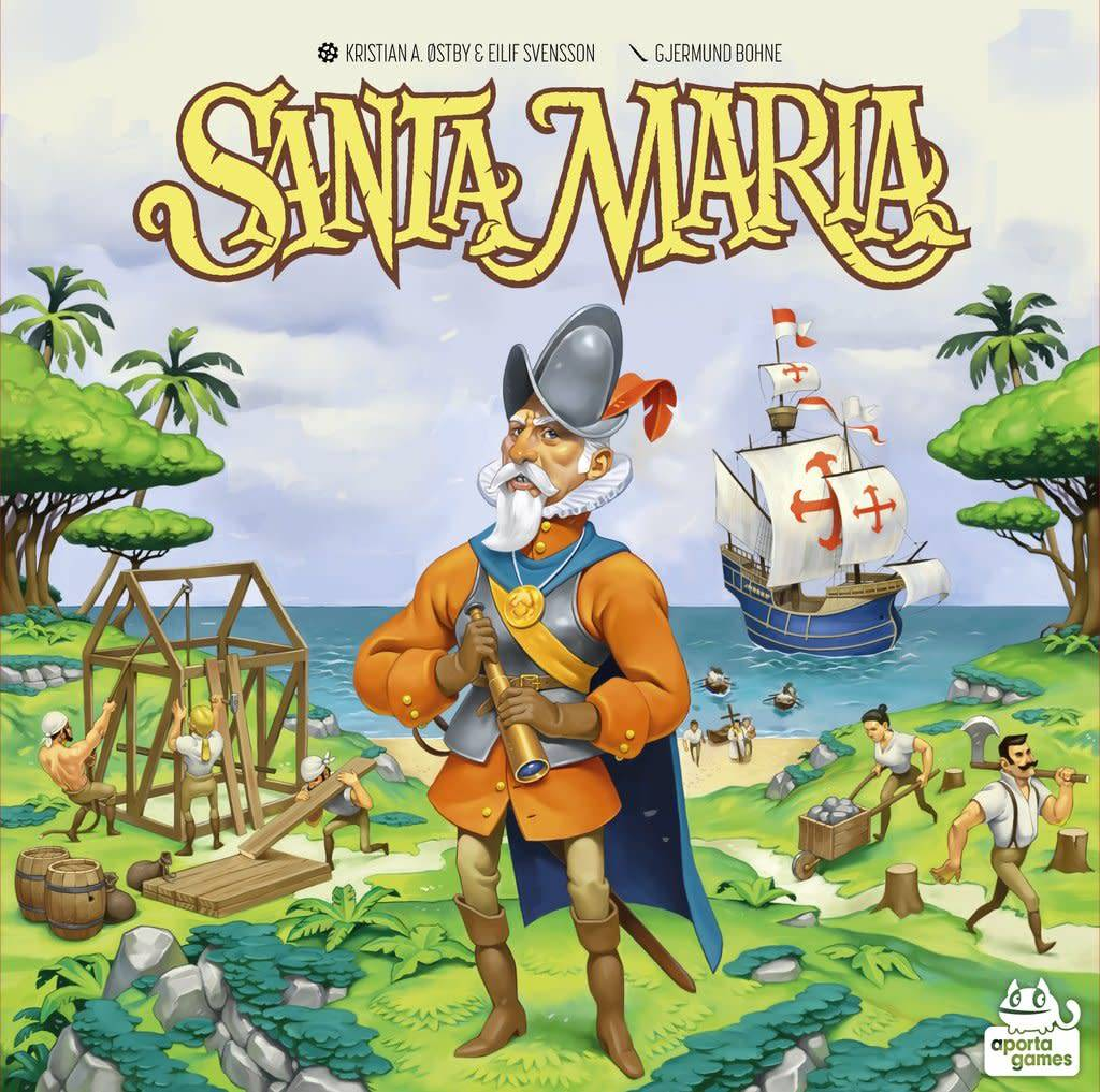 Santa Maria FR
