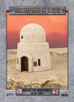 Battlefield in a Box - Desert Tower