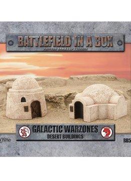 Battlefield in a Box - Desert Buildings