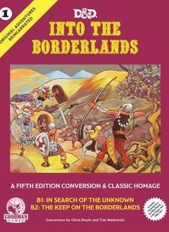Original Adventures Reincarnated - Into the Borderlands