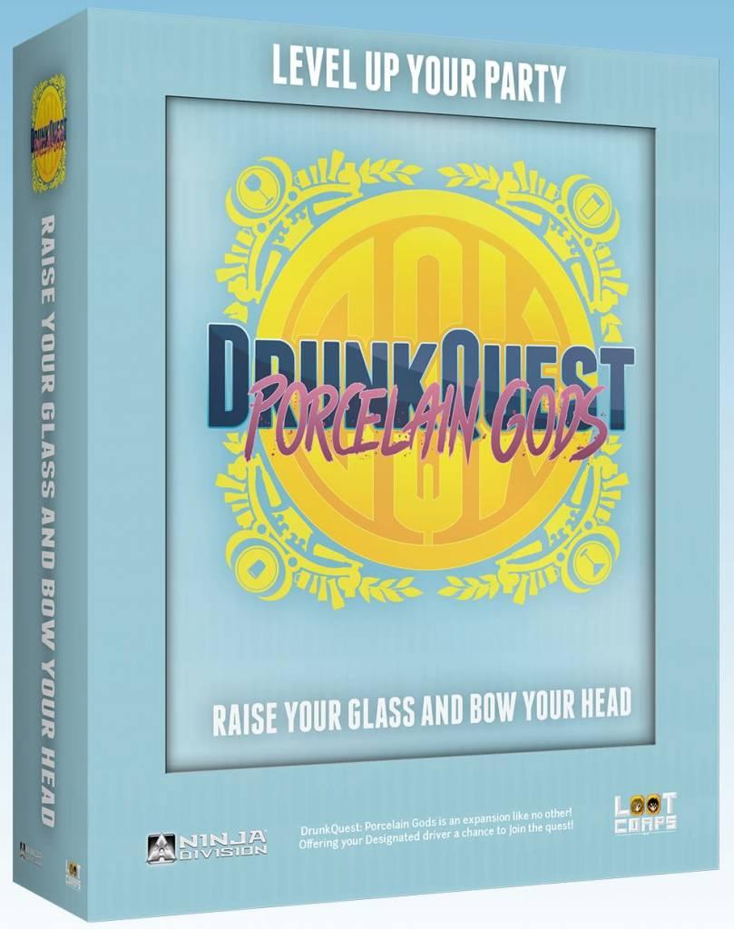 Drunk Quest: Porcelain Gods