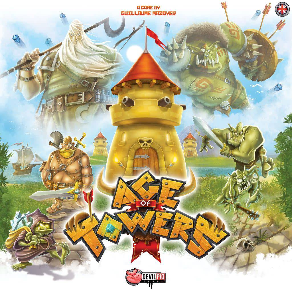 Age of Towers (FR)