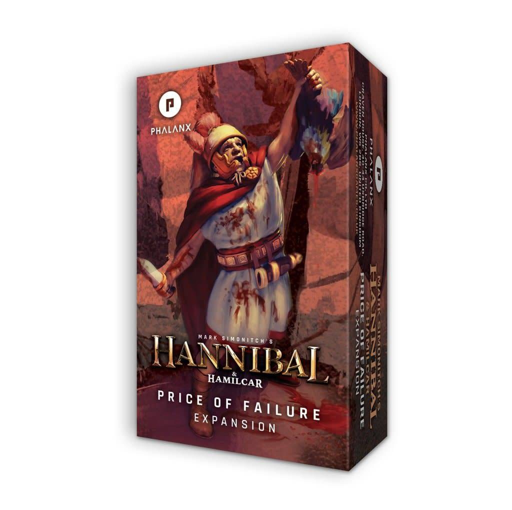 Hannibal and Hamilcar - Price of Failure