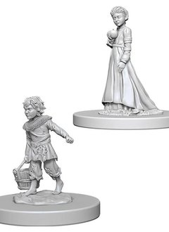 PF Unpainted Minis: Children