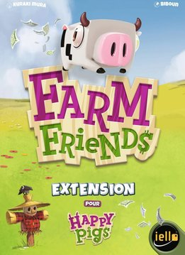 Happy Pigs Ext: Farm Friends (FR)