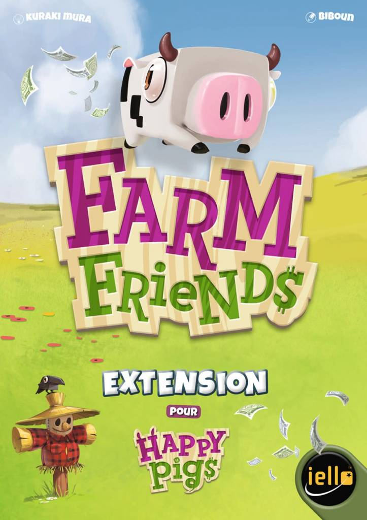 Happy Pigs Ext: Farm Friends (FR)