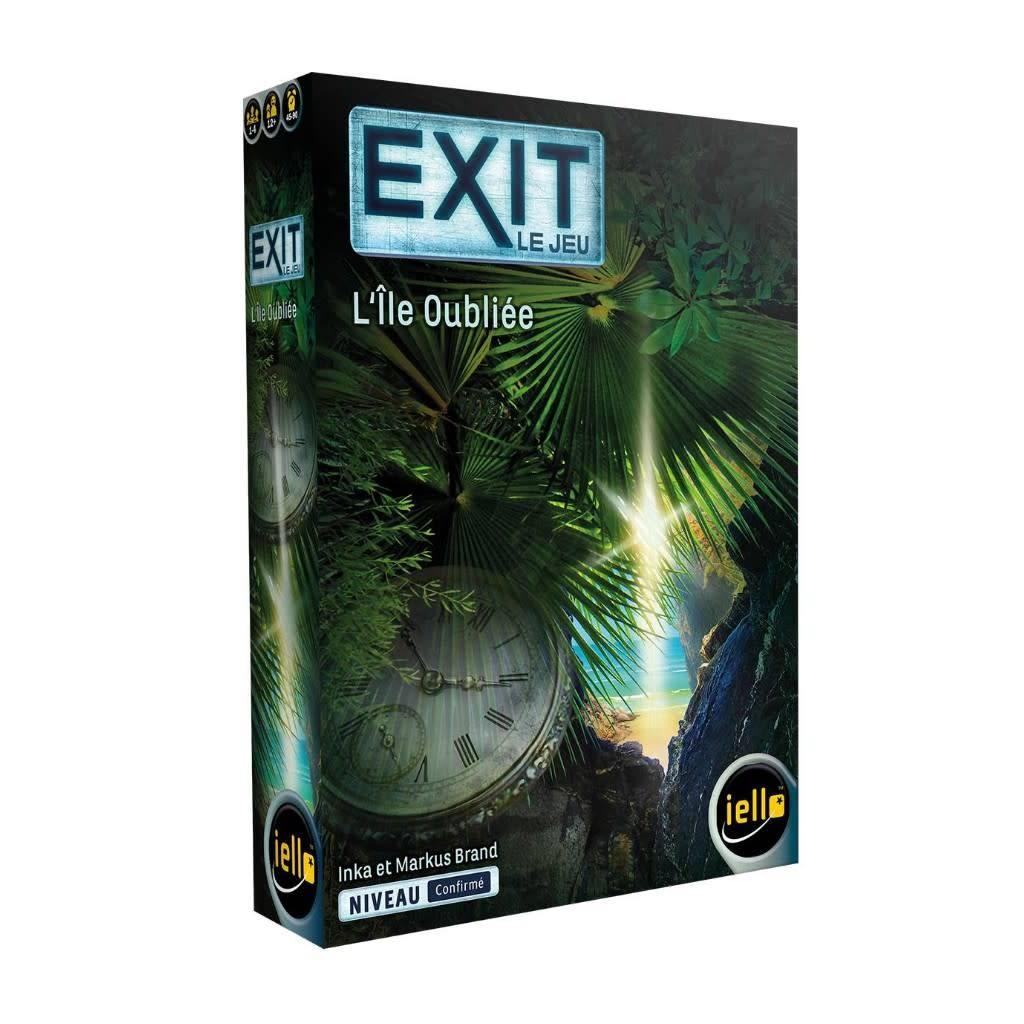 EXIT: L'Île Oubliée