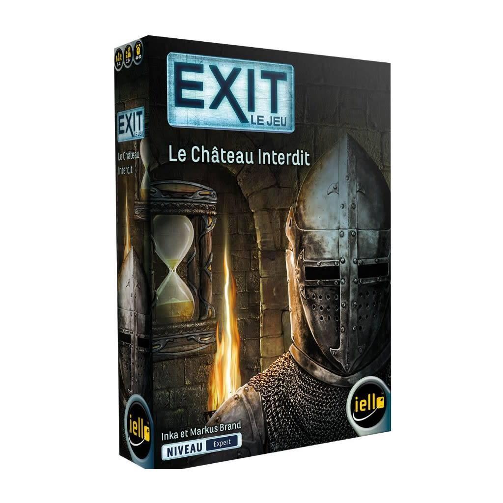 EXIT - LE CHATEAU INTERDIT (FR)