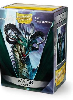 Dragon Shield Art Sleeves - Mear
