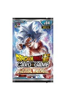 Dragon Ball Super Colossal Warfare Booster Pack