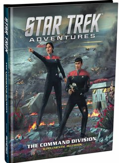Star Trek Adventures - Command Division
