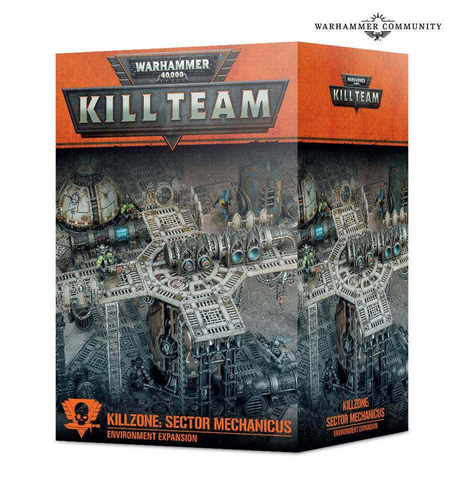 KillZone Sector Mechanicus EN