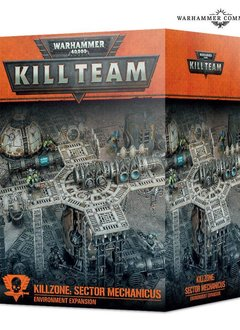 KillZone Sector Mechanicus FR