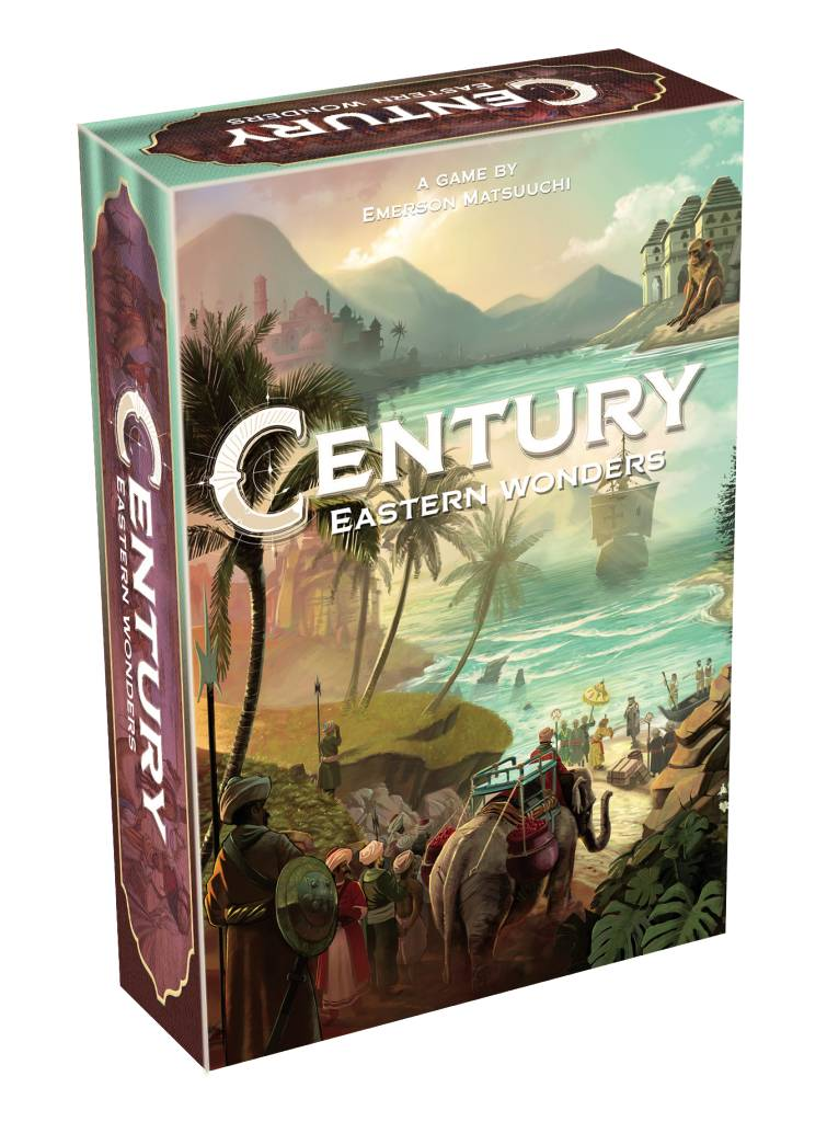 Century : Eastern Wonders (Multi)