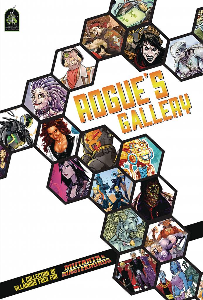 Mutants & Masterminds 3rd - Rogues Gallery