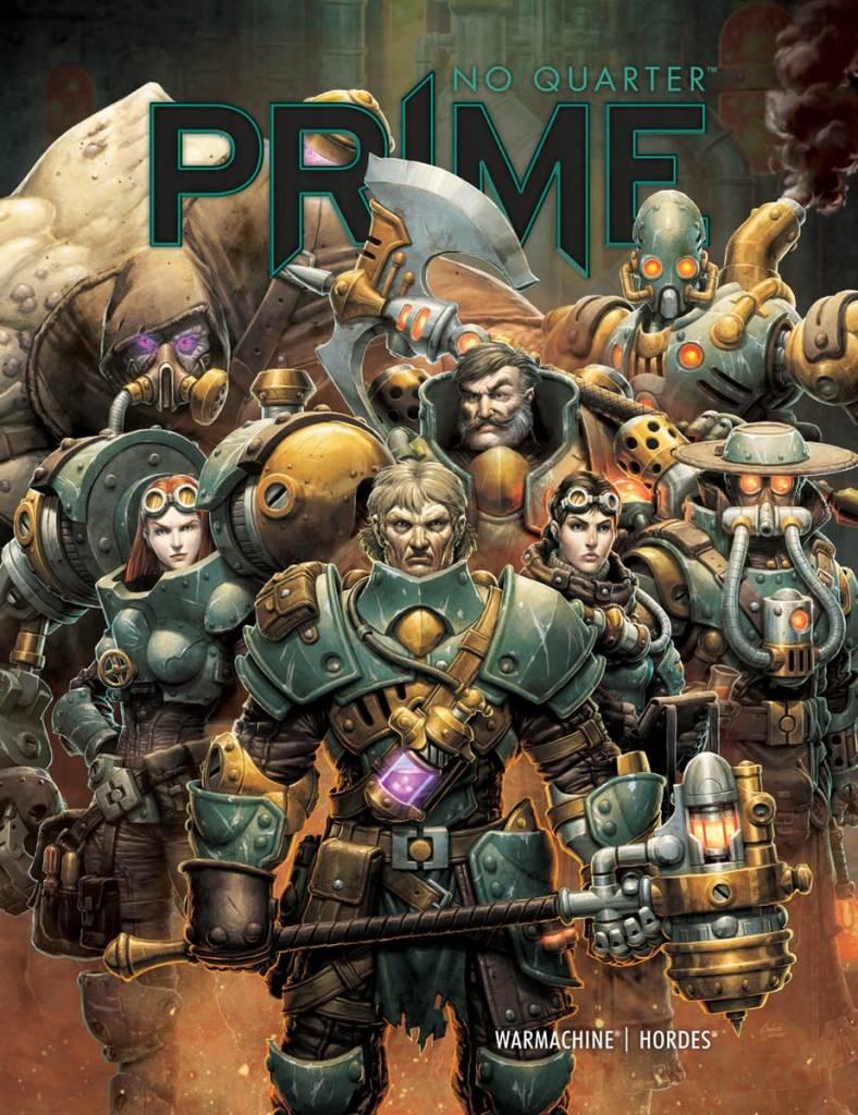 No Quarter Prime #6