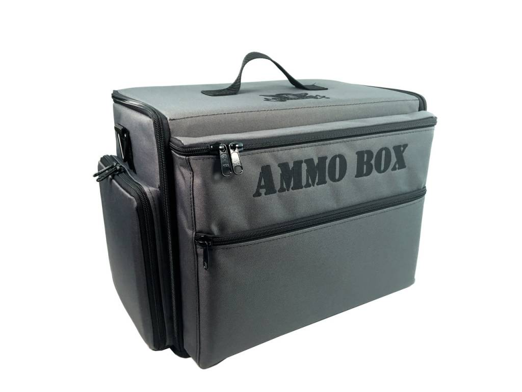 BF Ammo Box Bag - Magna Rack Loadout Black