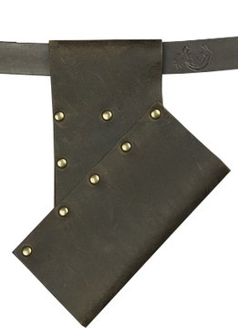 Angle Scabbard (Brown)