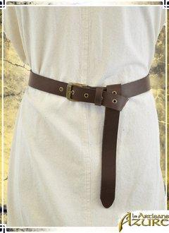 Knot Belt - Brown Large