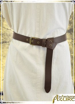 Knot Belt - Brown Large