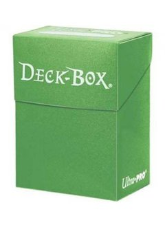 Deck Box Lime Green