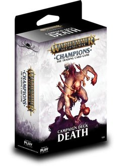 Age of Sigmar Champions - Death Campaign Deck