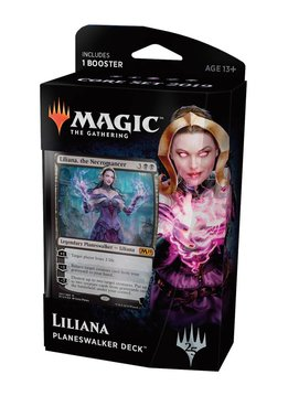 Core Set 2019 - Liliana Planeswalker Deck